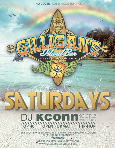 sarasota Nightlife Gilligans
